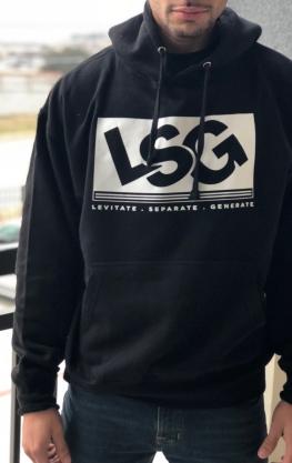 LSG Black Hoodie